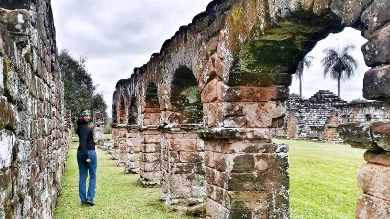 The story of Jesuit missions in Paraguay in photos