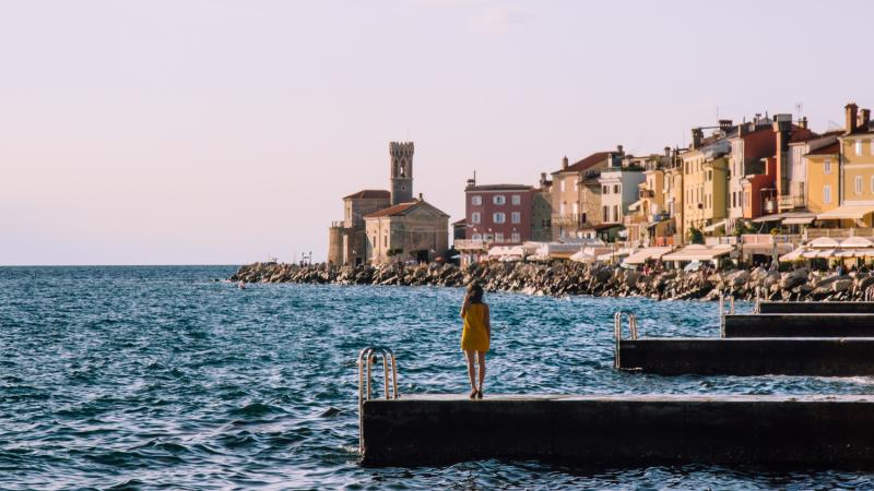 Slovenia - coast and seaside cities you must visit