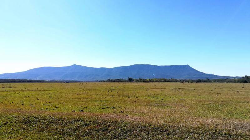 Hiking Cerro Tres Kandu, the highest mountain in Paraguay