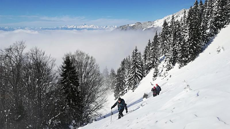 14 Amazing Winter Hikes in Slovenia